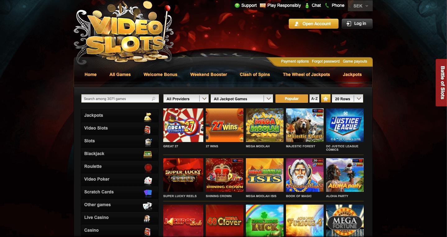 img - Videoslots online casino