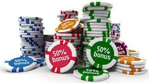 Online casino bonus, different types and how to get the bonus
