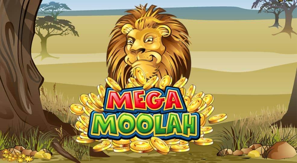Mega Moolah from Microgaming