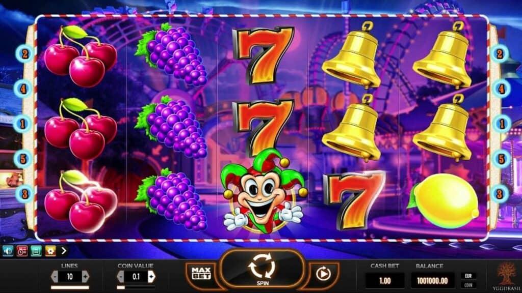 Jokerizer-slots - Free spins