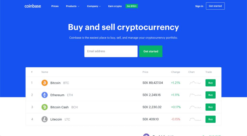 IMG -Coinbase - Bitcoin -